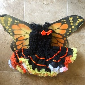 Tutu Couture Butterfly Costume